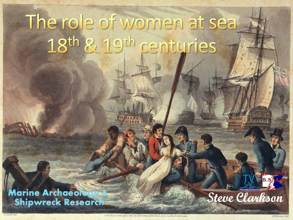 The role of women at sea - steve